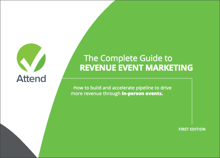 Complete Guide To Revenue Event Marketing