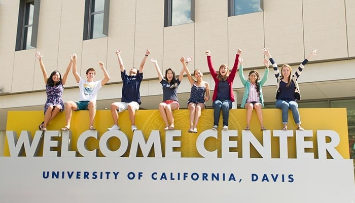 UC Davis Admissions Event Success Story